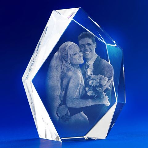 Large Prestige Crystal
